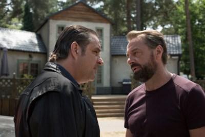 """Frank Lammers speelt meedogenloze drugsbaron in 'Undercover': """"Ik heb al xtc geslikt, ja. Om beter tv te kijken"""""""