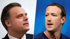 """Minister De Backer sceptisch over open brief van Facebook-baas Zuckerberg: """"Als de vos de passie preekt, boer pas op uw ganzen"""""""
