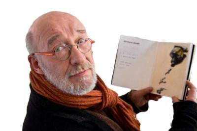 """Cartoonist Gal (79) krijgt eredoctoraat aan VUB: """"Laten we zeggen dat ik onder politici geen vrienden heb"""""""