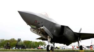 """Rekenhof pleit legertop vrij in dossier F-35: """"Alles volgens het boekje"""""""
