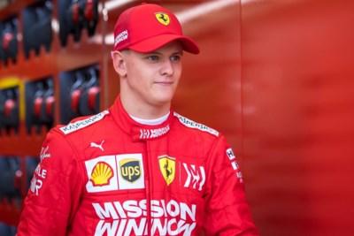 """Onze F1-watcher over Mick Schumacher (20): """"Talent of niet, alleen al door zijn naam is hij voorbestemd voor de Formule 1"""""""