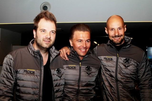 Tom Boonen en Niels Albert wagen hun kans in Europese NASCAR