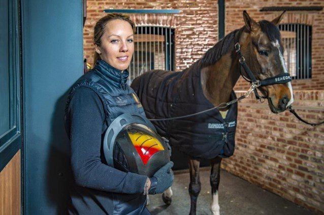 Paard niet door de keuring! Geen wereldbekerfinale voor Belgische amazone
