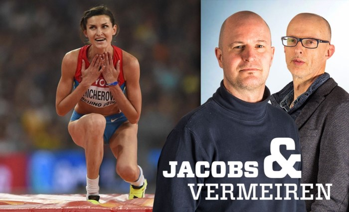 JACOBS & VERMEIREN. Grote kuis in de sport: een zeer nobel streven, maar dan wel élke sport gelijk voor de wet