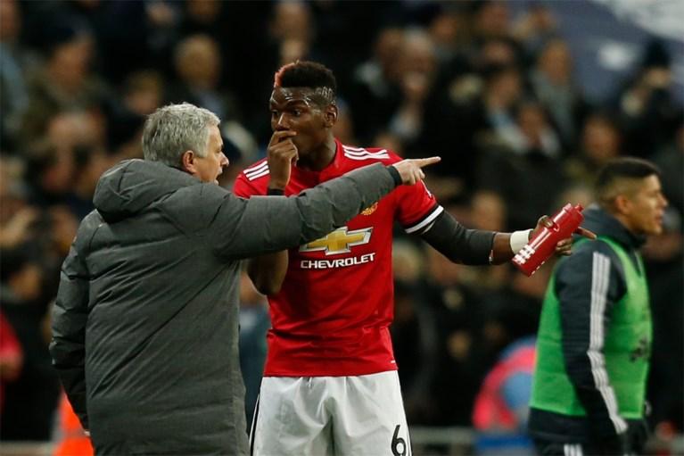 """José Mourinho heropent vete met Paul Pogba: """"Zijne excellentie wilde het stadion verlaten in zijn Rolls-Royce"""""""