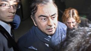 Na 8 miljoen euro borg: ex-Nissan-topman Carlos Ghosn opnieuw opgepakt in Tokio