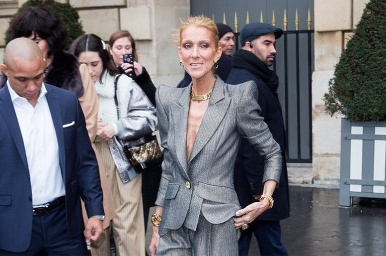 """Céline Dion oogt nog scherper: """"Het klopt dat ik vermagerd ben, maar ik voel me goed"""""""