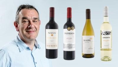Alain Bloeykens proeft Argentijnse wijnen: het alternatief voor de bekende landen