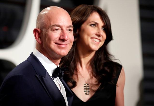 's Werelds duurste scheiding is nu echt een feit: Amazon-baas betaalt ex-vrouw waanzinnige schikking