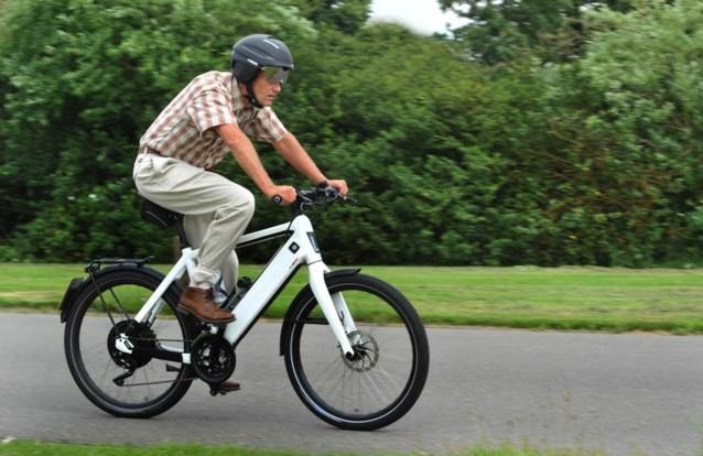 Politie kan niet controleren hoe snel elektrische fietsen rijden