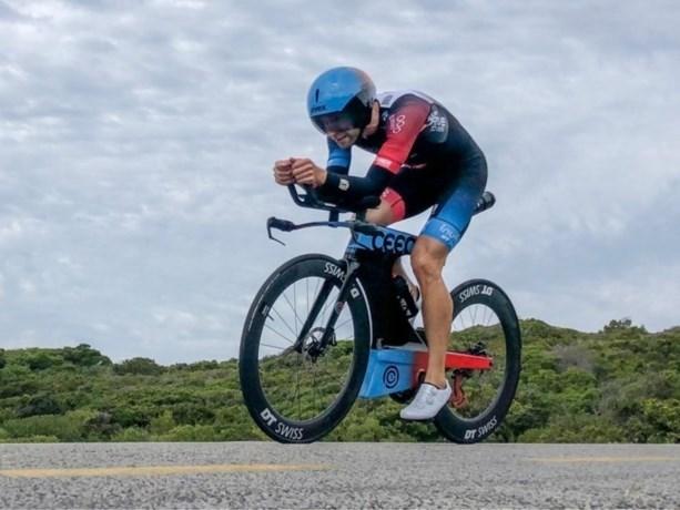 """Bart Aernouts finisht als negende in Ironman Zuid-Afrika: """"Nog veel werk op de plank"""""""
