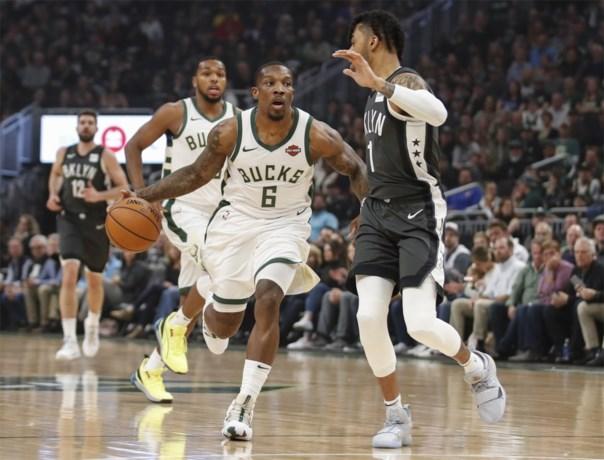 Brooklyn klopt het beste team van reguliere NBA-competitie en zet grote stap richting play-offticket in het Oosten