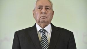 Abdelkader Bensalah benoemd tot interim-president van Algerije