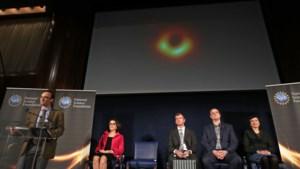 Historisch moment: allereerste beelden van het zwarte gat voorgesteld