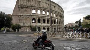 Geheime organisatie doet wat overheid nalaat: Rome opknappen
