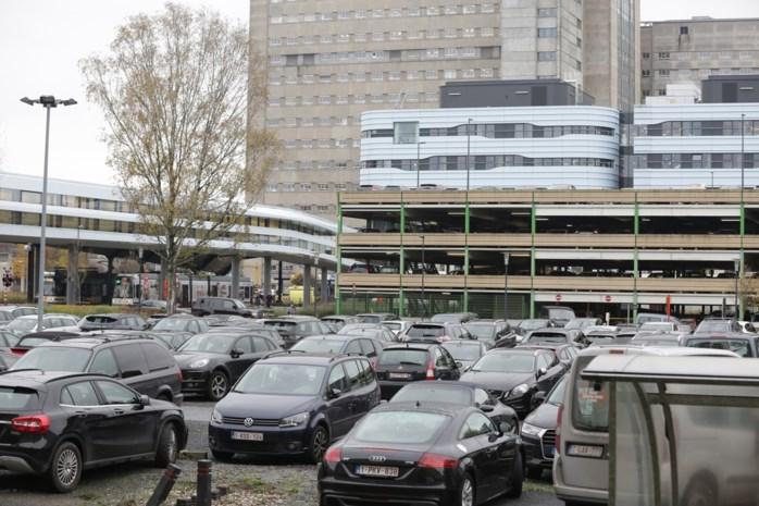 UZ Gent bouwt kliniek op plaats van parkeergarage