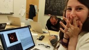 De vrouw die de droom van astronomen in vervulling deed gaan: dankzij Katie (29) hebben we een foto van een zwart gat