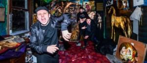 VIDEO. Raveyards speelt drie Gentse concerten, maakt 3 EP's en trekt naar Rusland
