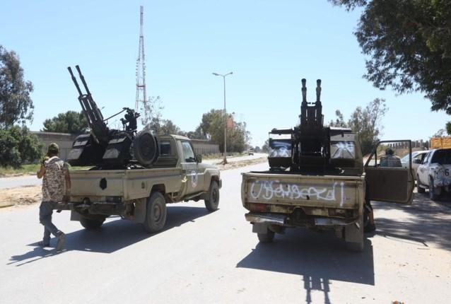 Minstens 56 mensen gedood in Tripoli