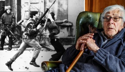 """'De slager' van 'Bloody Sunday' slijt zijn dagen in ons land: """"Die veertien doden? Niet mijn fout"""""""