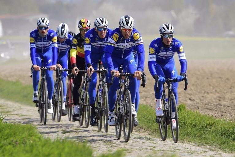 Voor de tweede dag op rij verkennen toppers Parijs-Roubaix: Van Avermaet en Degenkolb leiden hun troepen over de kasseien