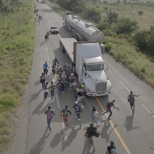 Foto huilend meisje aan de grens is World Press Photo