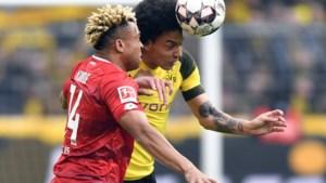 Dortmund opnieuw (even) leider in Duitsland, belangrijke zege voor Thorgan Hazard
