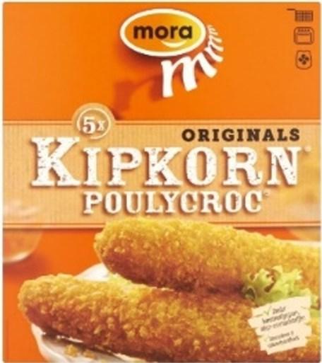 Opgelet: Mora haalt Kipkorn uit de rekken wegens mogelijke metaaldeeltjes