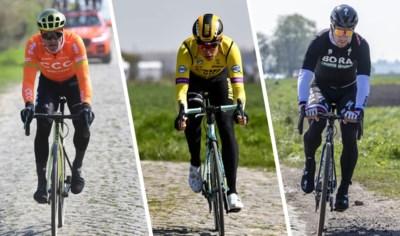 Dit zijn onze sterren voor Parijs-Roubaix: de kans op die eerste Belgische zege in het voorjaar is groot