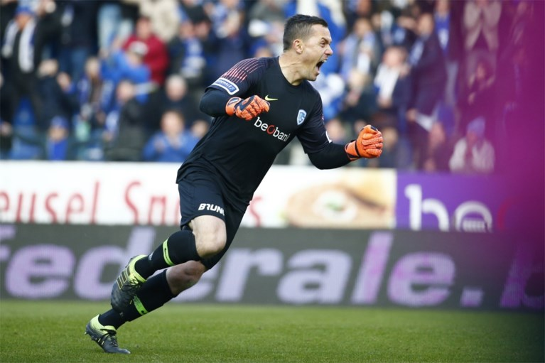 Racing Genk deelt uppercut uit aan titelrivaal Club Brugge en vergroot voorsprong tot vier punten