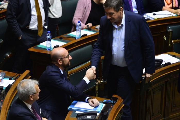 """N-VA stapt enkel in regering als Jambon premier wordt: """"Er zat een constructiefout in de regering-Michel"""""""