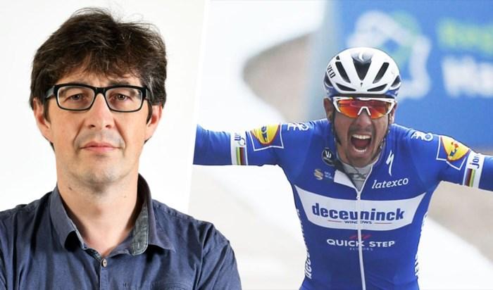 """Onze wielerspecialist Wim Vos: """"Philippe Gilbert heeft zichzelf op zijn oude dag heruitgevonden, dat moet je kunnen"""""""
