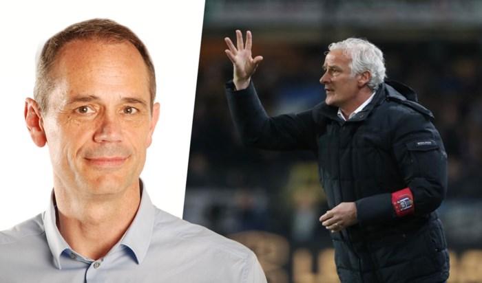 "COMMENTAAR. Chef Voetbal Ludo Vandewalle: ""Rutten kreeg geen faire kans"""