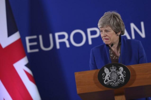 Conservatieve partij van May is grote verliezer in nieuwe Europese peiling