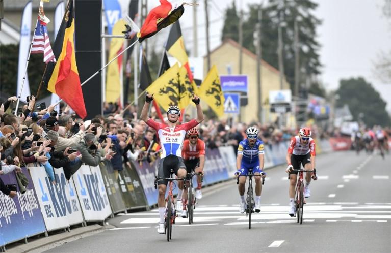 """Mathieu van der Poel over zijn favorietenrol in de Amstel Gold Race: """"Favoriet? Ja. Topfavoriet? Dat vind ik erover"""""""