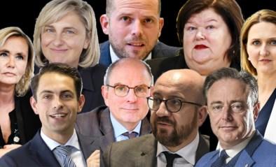Het Grote Verkiezingsrapport van Het Nieuwsblad: Van