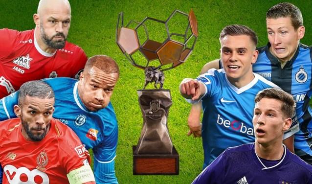 TITELBAROMETER. Na winst van Genk in topper tegen Club Brugge weet u het ook niet meer: wie is nu de grote titelfavoriet?