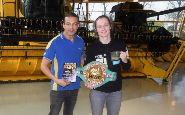 Paasmaandag maakt de Lichterveldse bokser Hedi Slimani in Bredene zijn comeback