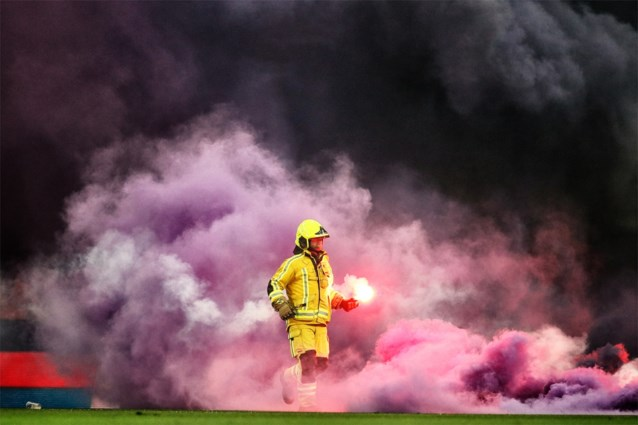 Bondsparket heeft strafvordering klaar: Anderlecht één match achter gesloten deuren na ongeregeldheden op Standard
