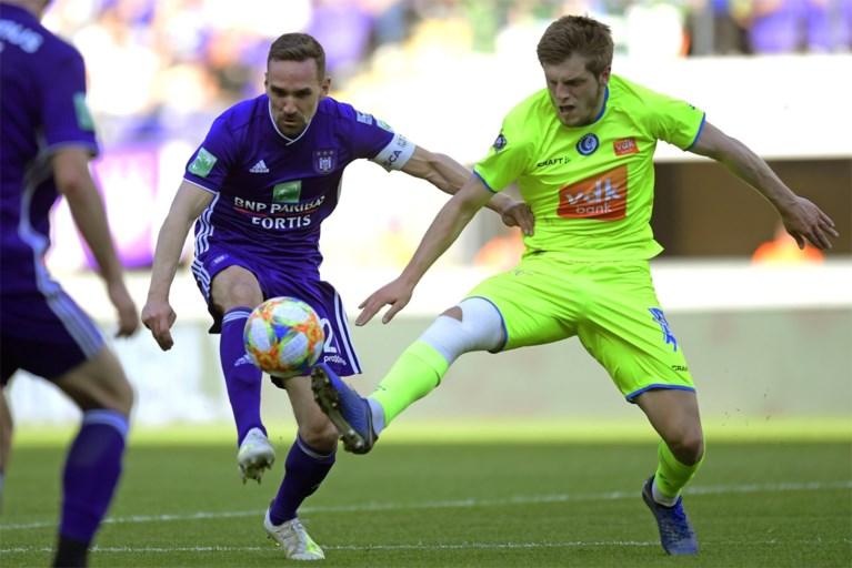 """Weer zorgen bij Gent om knie van Chakvetadze: """"Maar zijn verband is een mentale kwestie"""""""