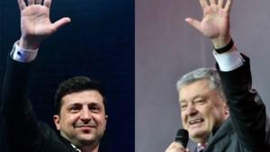 Acteur op weg naar presidentschap in Oekraïne