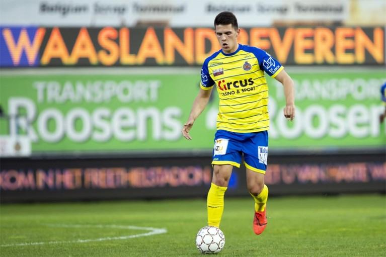 Waasland-Beveren pakt eerste zege in Play-off 2, Moeskroen alleen laatste