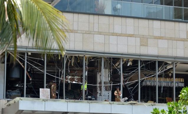 """""""Zelfmoordterrorist Sri Lanka wachtte rustig op buffet"""""""