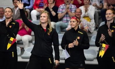 Ysaline Bonaventure en niet Van Uytvanck neemt het op tegen Muguruza in Fed Cup