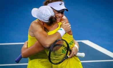 Australië klopt Wit-Rusland en is eerste finalist in Fed Cup