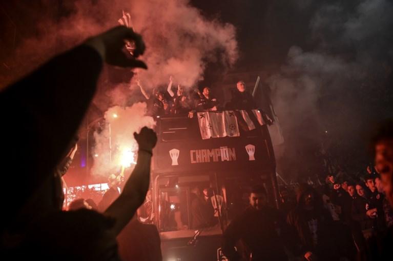 PAOK pakt titel met kreupele kapitein