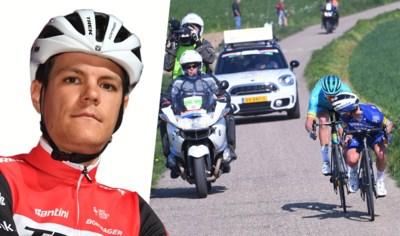 """COLUMN. Jasper Stuyven: """"Je ziet vaak dat renners wachten tot er een motor passeert om hun aanval te plaatsen"""""""