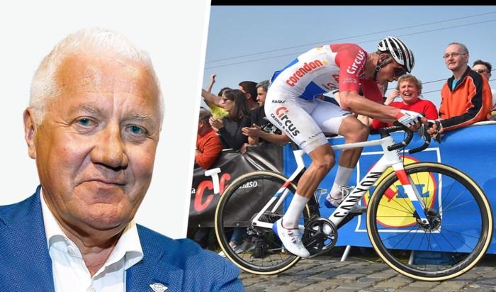 """COLUMN. Patrick Lefevere: """"Van der Poel bij ons in de ploeg? Dat is voorlopig niet aan de orde"""""""