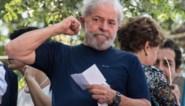 Braziliaans gerecht kort celstraf oud-president Lula fors in