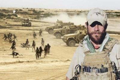 """Geroemde Navy Seal staat terecht voor gruweldaden: """"Zijn teamleden hadden meer tijd nodig om de Irakezen te beschermen tegen hem dan tegen ISIS"""""""